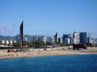 Barcelona Spain All Because We Flipped A Coin Talk To Travelers